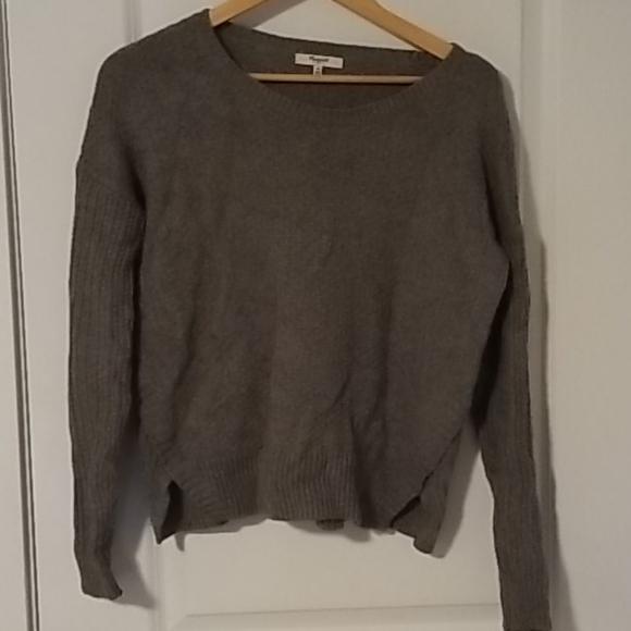 Madewell Sweater Gray